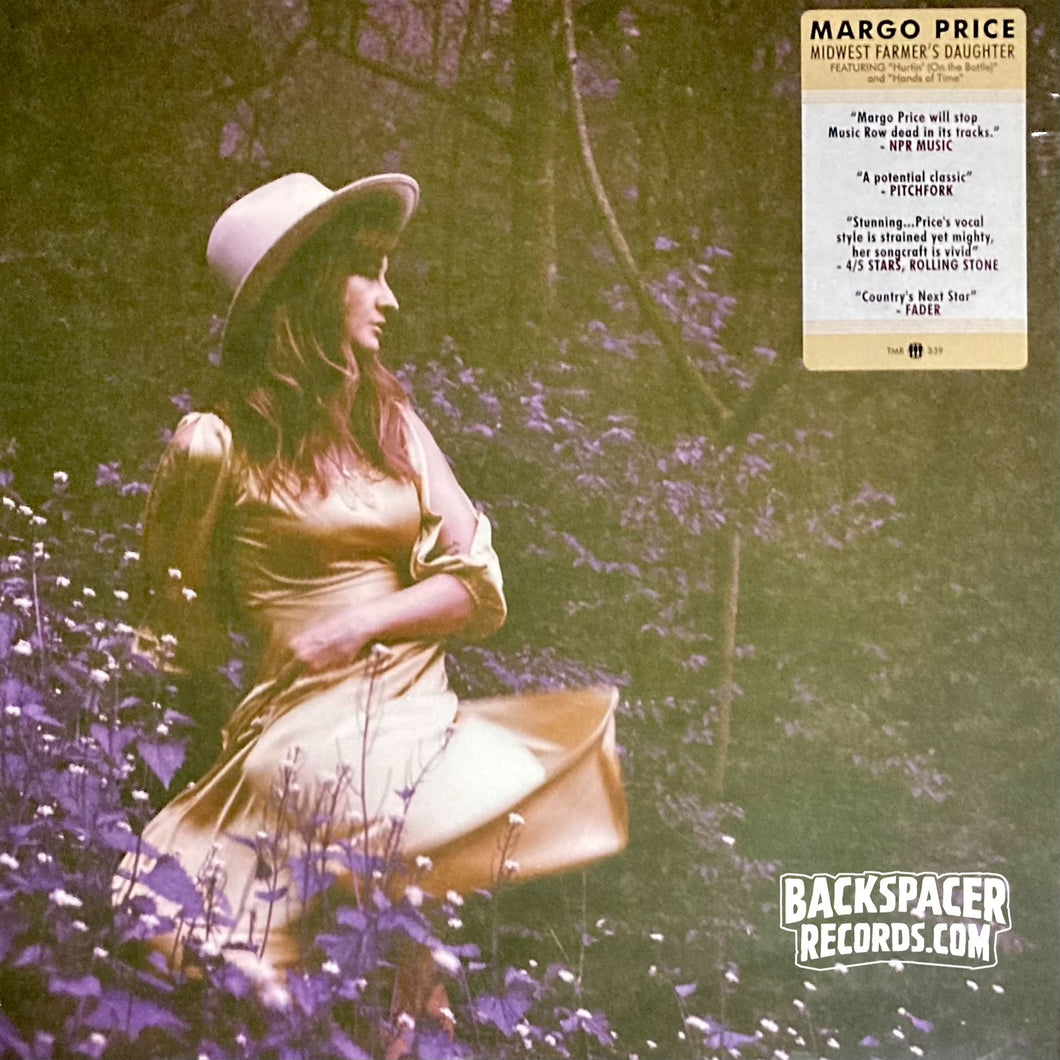 Margo Price - Midwest Farmer's Daughter LP (Sealed)