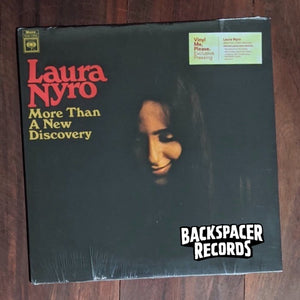 Laura Nyro ‎– More Than A New Discovery LP (Sealed)