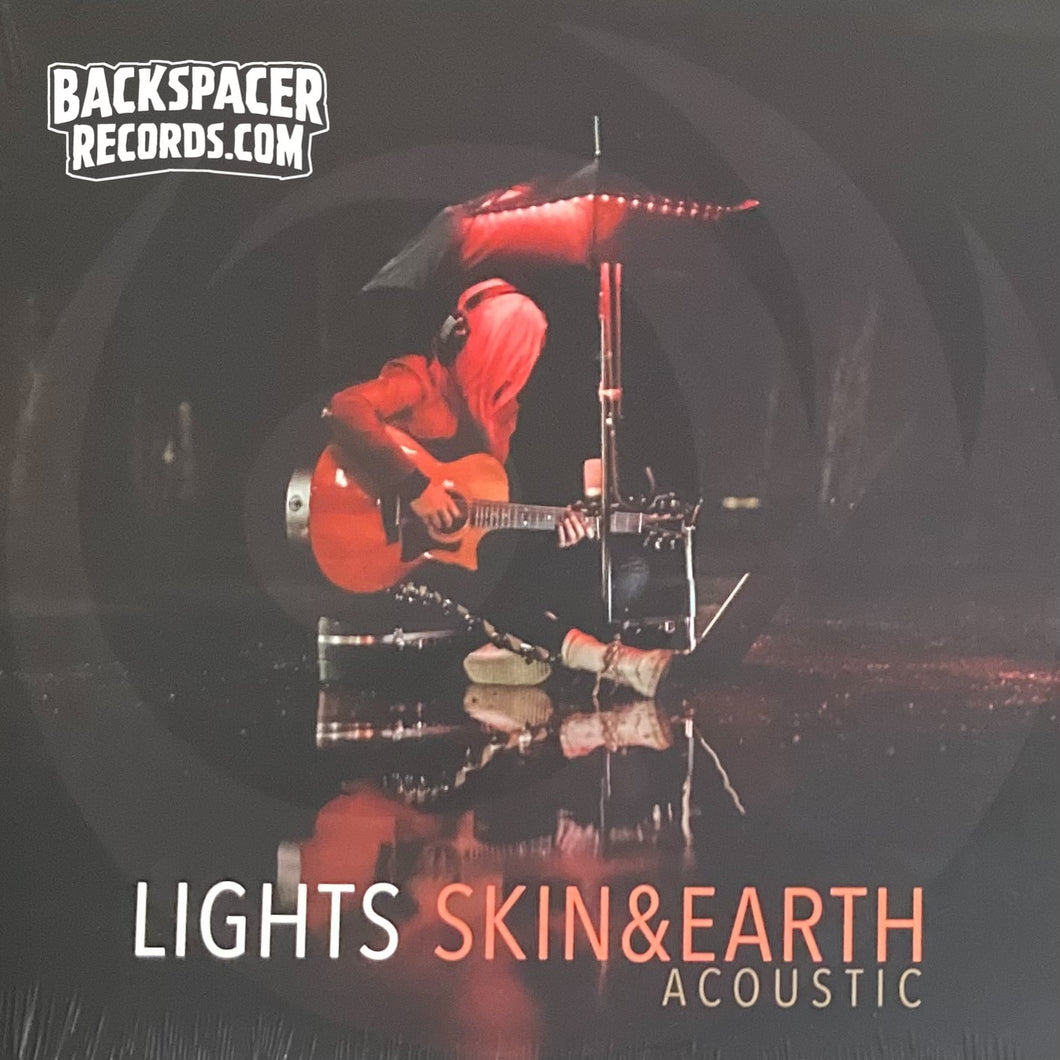 Lights ‎– Skin & Earth Acoustic LP (Sealed)