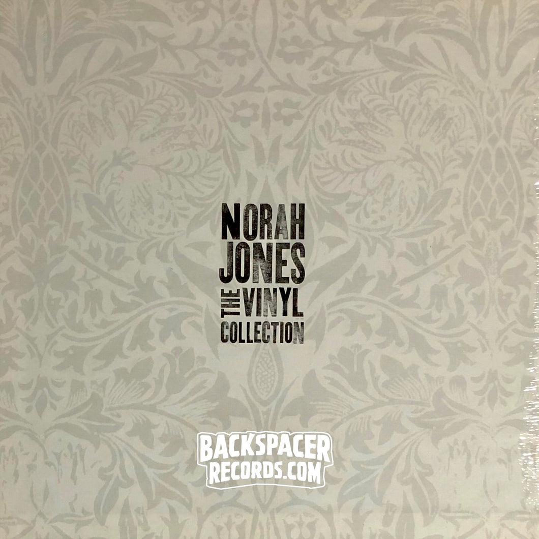 Norah Jones ‎– The Vinyl Collection 7-LP Boxset (Sealed)