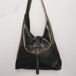 Load image into Gallery viewer, Daisy Hobo Leather Bag - Iguana