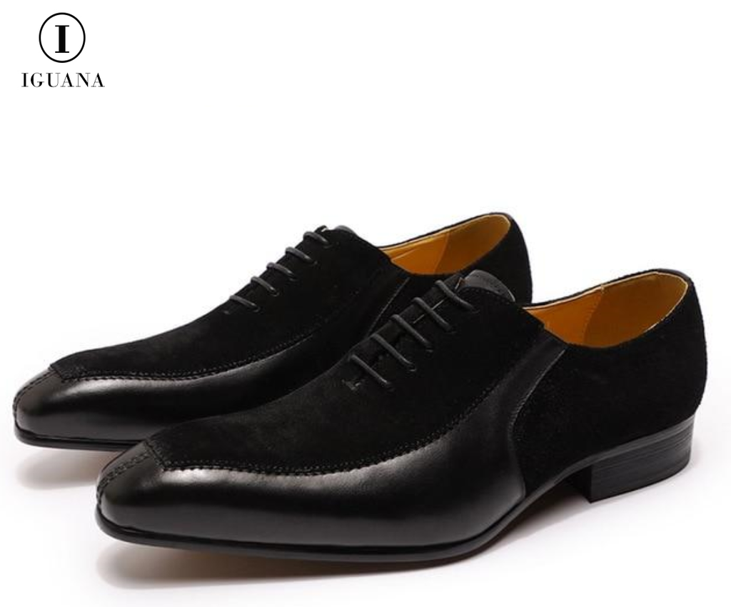 Wafer Handmade Oxford - Iguana
