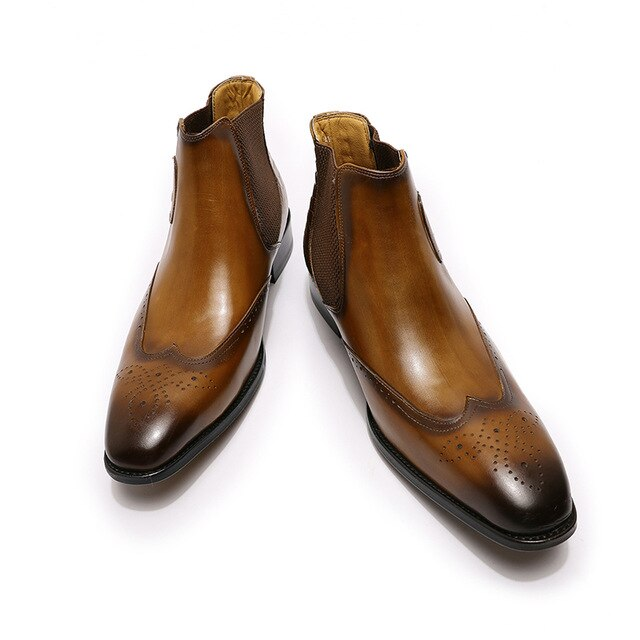 Havana Double Monk Boot - Iguana