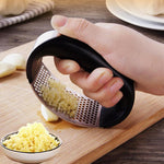 Multifunctional Manual Garlic Press
