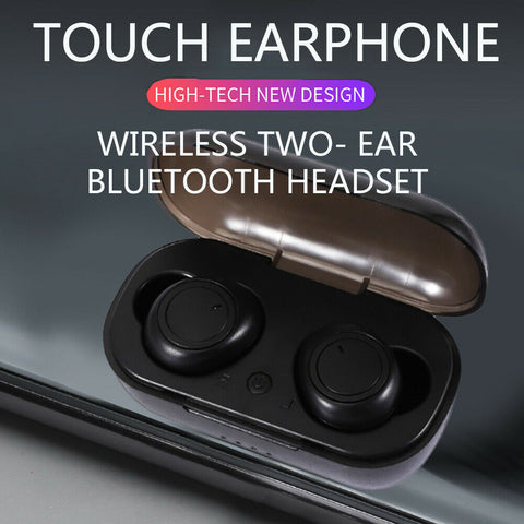 TWS Wireless Bluetooth Headphone Stereo Bass Headphone