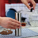304 Stainless Steel Coffee Grinder