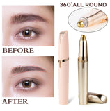 USB Rechargeable Eyebrow Pencil Electric Eyebrow Trimmer