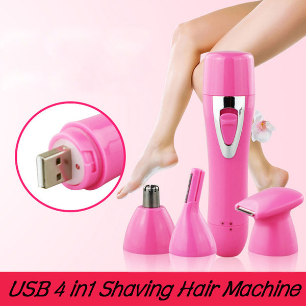 USB Multi-functional Hair Removal Device