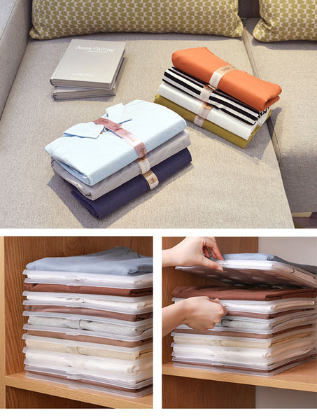 Creative Fast Clothes Folding Board