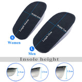 Silicone Heightened Insole Heel