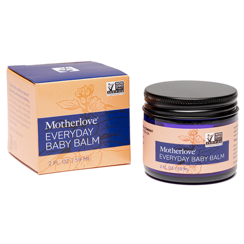 Motherlove Everyday Baby Balm - Moisturizing Balm for Baby Skin - Bungies Diapers