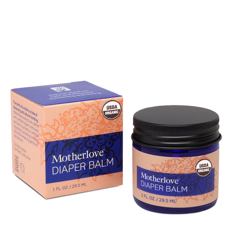Motherlove Diaper Balm - Cloth Diaper Safe Diaper Balm - Bungies Diapers