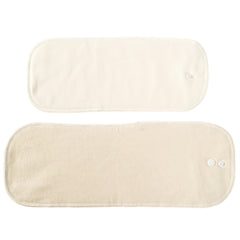 Summer Dreams Pocket Cloth Diaper with 1 Hemp Insert and 1 Bamboo Cotton Insert and Matching Wetbag - AUGUST - Bungies Diapers