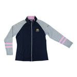 FJ Full Zip Raglan Color Block