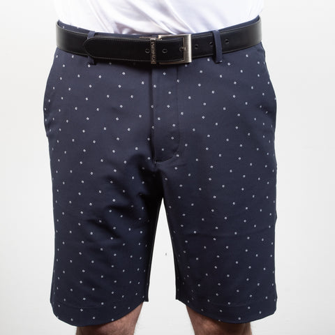 FJ shorts - Navy with little FJ logos
