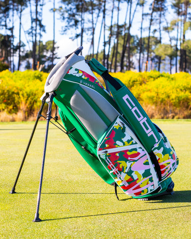 Cobra Limited edition tour stand bag - Arnold Palmer
