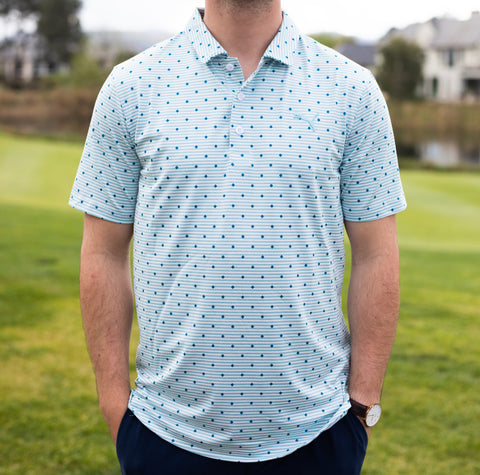 Puma Scatter Golf Polo