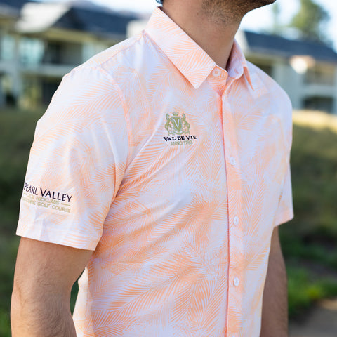 Puma Palms Golf Shirt