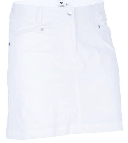 Daily Sports Lyric Skort (White)