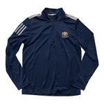 Adidas 3 Stripes Pullover (Navy)