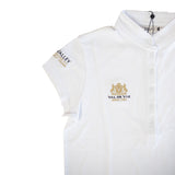 Pringle Polo - White