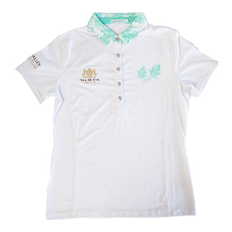 Green Lamb Ladies Polo