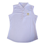 Cutter and Buck Ladies sleeveless polo