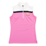 FJ Sleeveless Shirt Pink