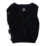 Ladies Pringle Jumper (Black)