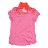 Ladies Under Armour Zinger Blocked polo