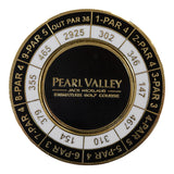 Pearl Valley Duo Distance Marker