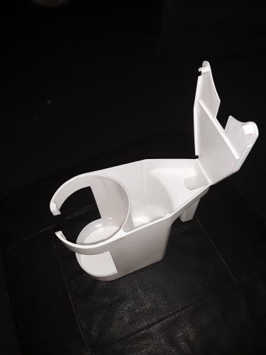 Deluxe Toilet Bowl Caddy