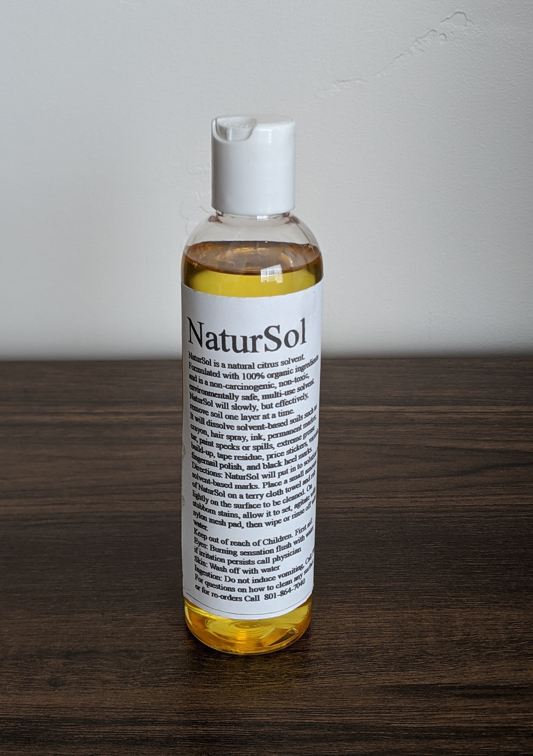 NaturSol - 8. Oz Bottle