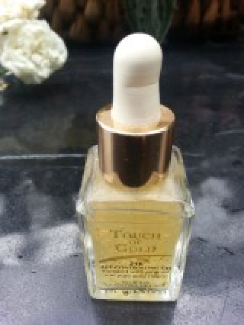 Touch of Gold special. Buy  2 get 1 free. Not combindable with other specials