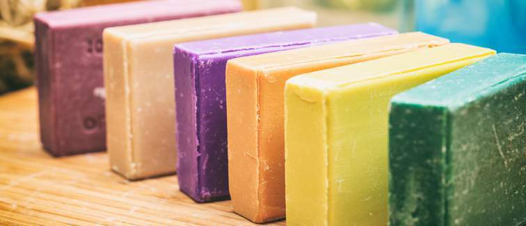 Qualities of a Good Soap Bar