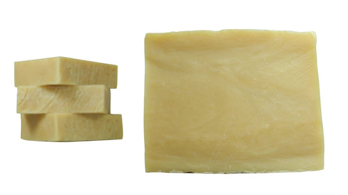 Lavender and Lemongrass Castile (all natural, goats milk) - Shameless Soap Co™
