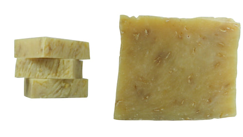 Oatmeal & Lavender (all natural, goat's milk) - Shameless Soap Co™