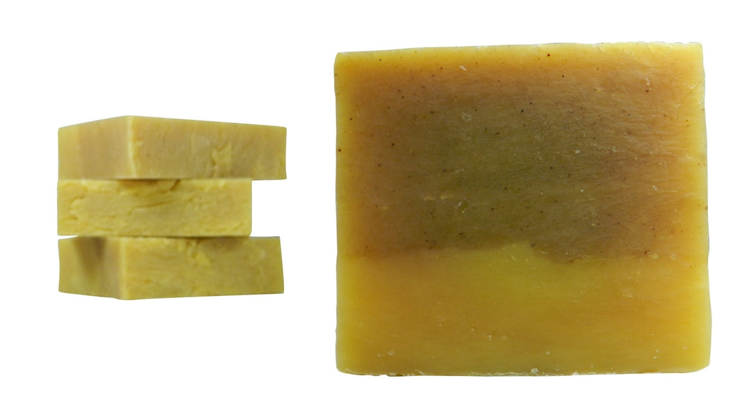 Orange Hibiscus with Aloe (aloe, all natural ) - Shameless Soap Co™