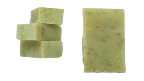 Unscented Oatmeal (all natural, goat's milk) - Shameless Soap Co™
