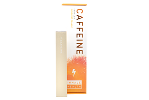 Inhale Health Caffeine Inhaler (Sunburst Orange)
