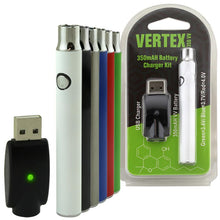 Load image into Gallery viewer, Vertex 350 VV Slim Battery Kit