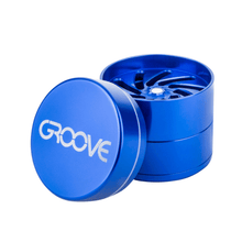 "Load image into Gallery viewer, Groove 2.5"" 4-Piece Grinder"