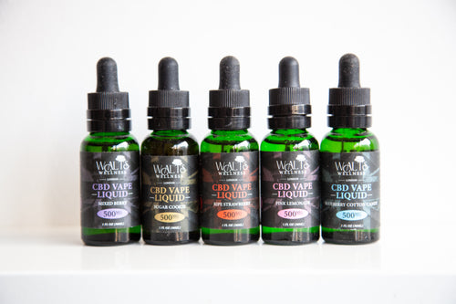 CBD Vape Liquid in London, England