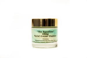 CBD Facial Cream Cleanser in London, England