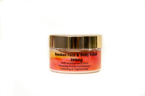 CBD Face and Body Polish in London, England