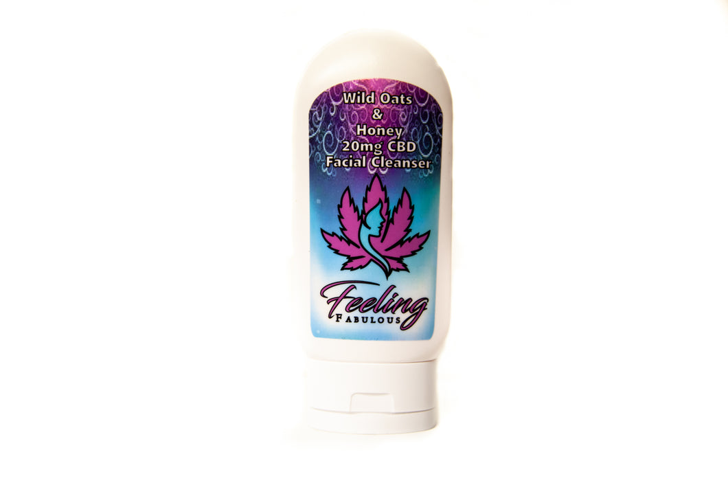 CBD Facial Cleanser in London, England