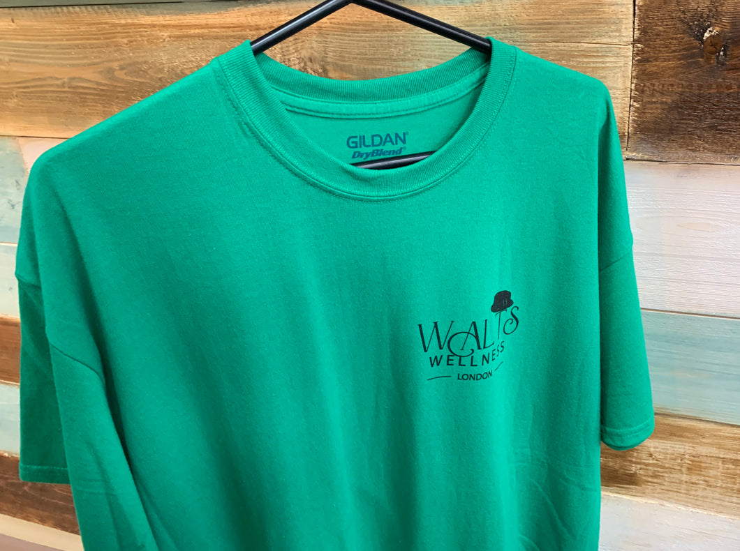 Walts Green T-Shirt
