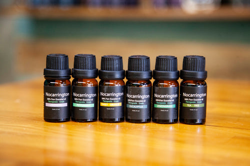 Nocarrington Beauty Aromatherapy Essential Oil Set (6Pack)