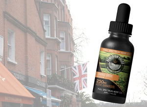 CBD Tincture Oral Drops in London, England