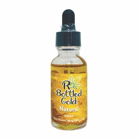 Natural 1500 mg - R Bottled Gold LLC